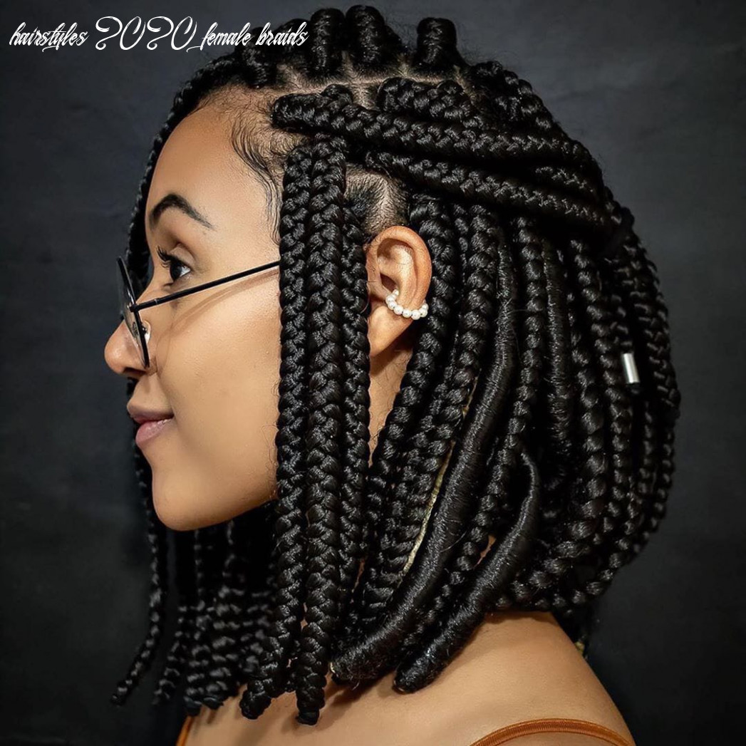 8 african braids hairstyles 8 black female | jwandoun
