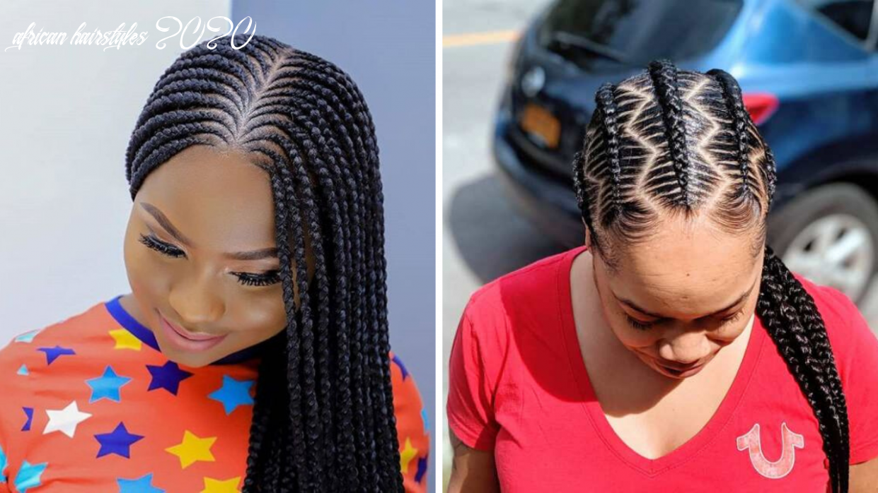 8 African Braids Hairstyles : Hairstyles That Look So ...