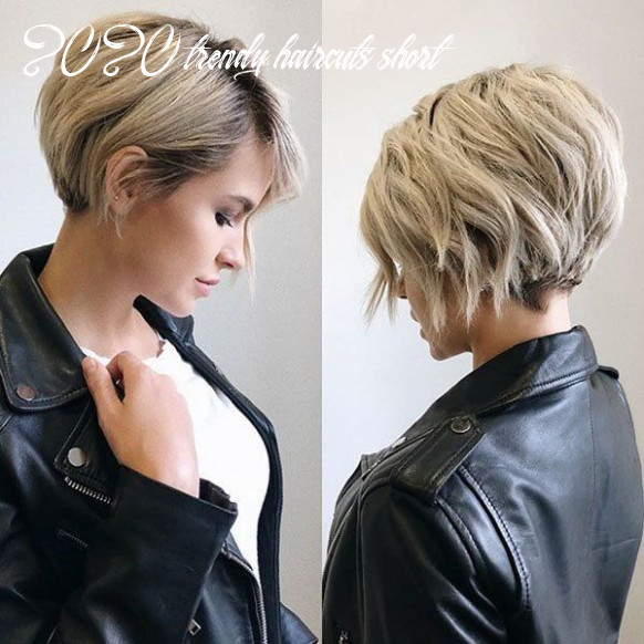 8 amazing trendy short bob pixie haircuts for 8 in 8 (with