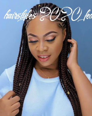 8 Awesome Cornrow Braids Hairstyles That Turn Head In 8
