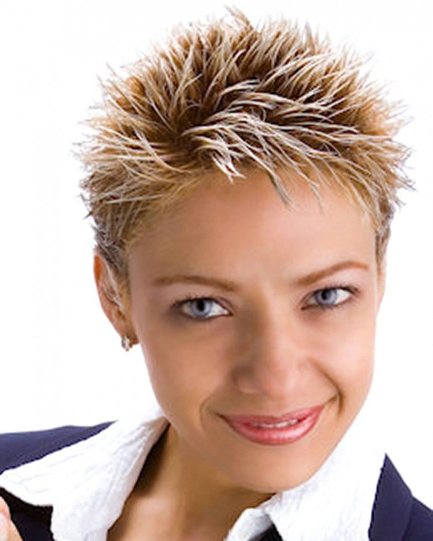 8 awesome short and spiky hairstyle for women | short spiky