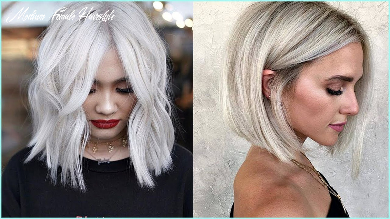 8 beautiful short and medium haircuts for women 😍 professional haircuts medium female hairstyle
