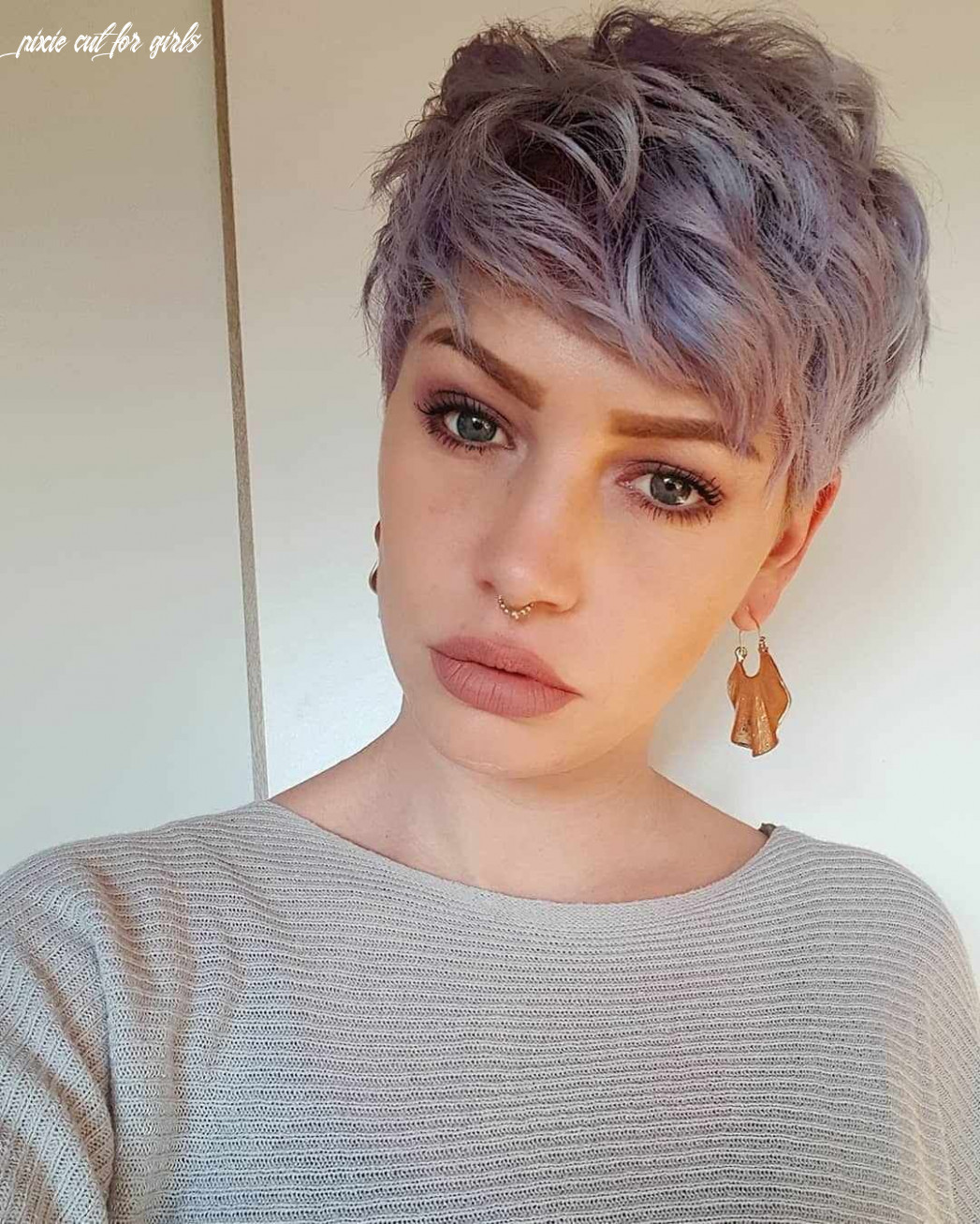 8 beautiful short hair for girls 8 | thick hair styles, pixie