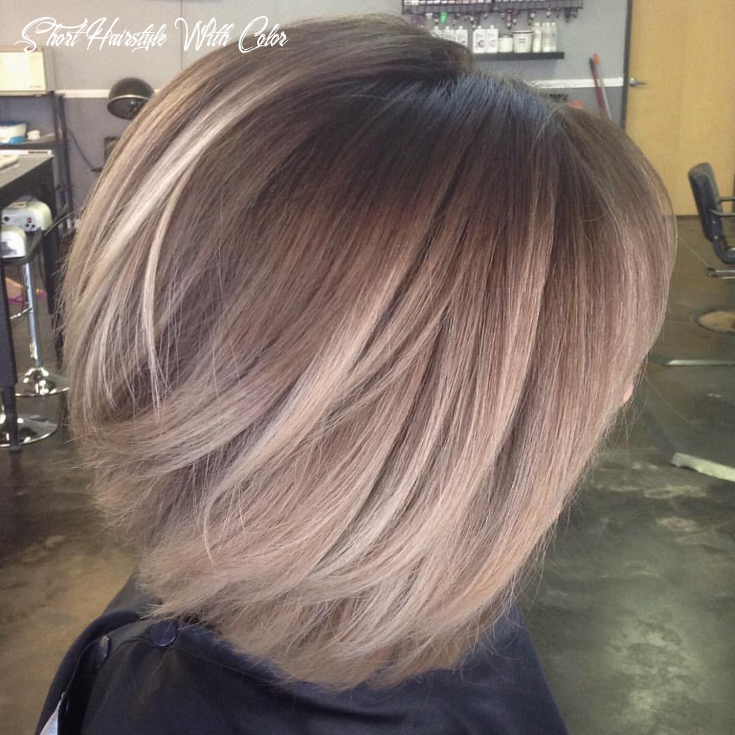 8 Best Balayage Hairstyles for Short Hair 8 - Balayage Hair ...