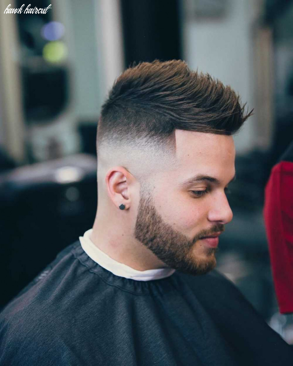 8 Best Faux Hawk Haircuts for Men – Latest Haircuts for Men