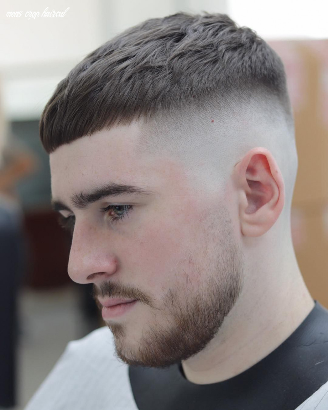 8 best french crop haircut: how to get styling guide | mens