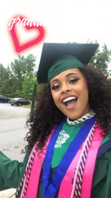 8 best graduation hairstyles for black girls images   graduation