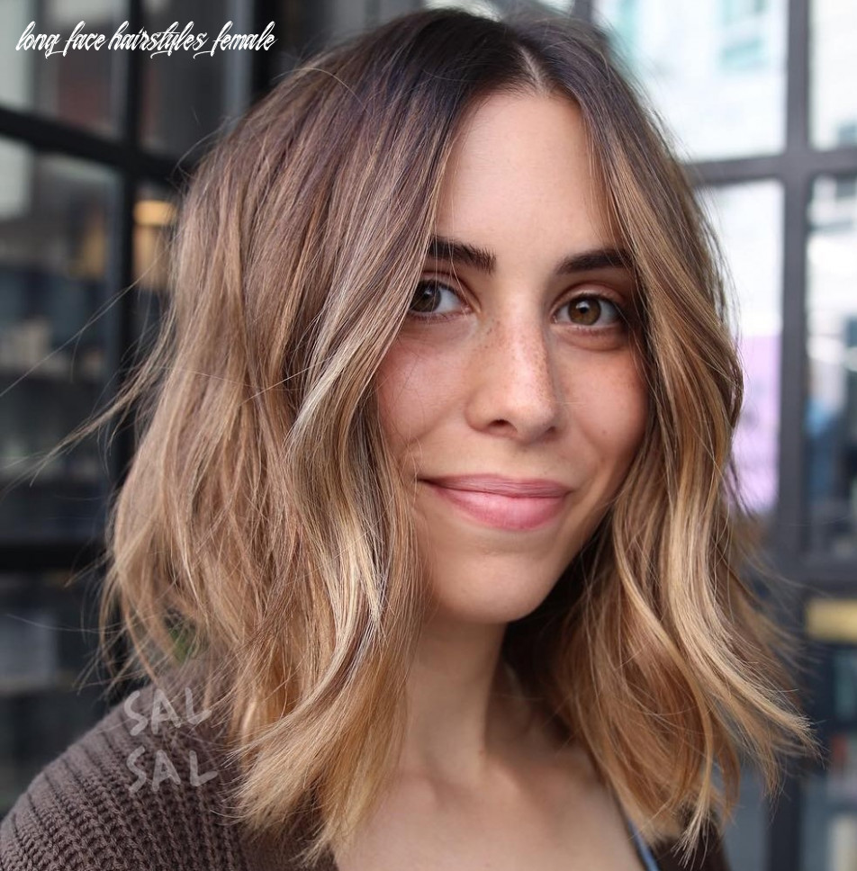 8 best haircuts for long faces in 8 hair adviser long face hairstyles female