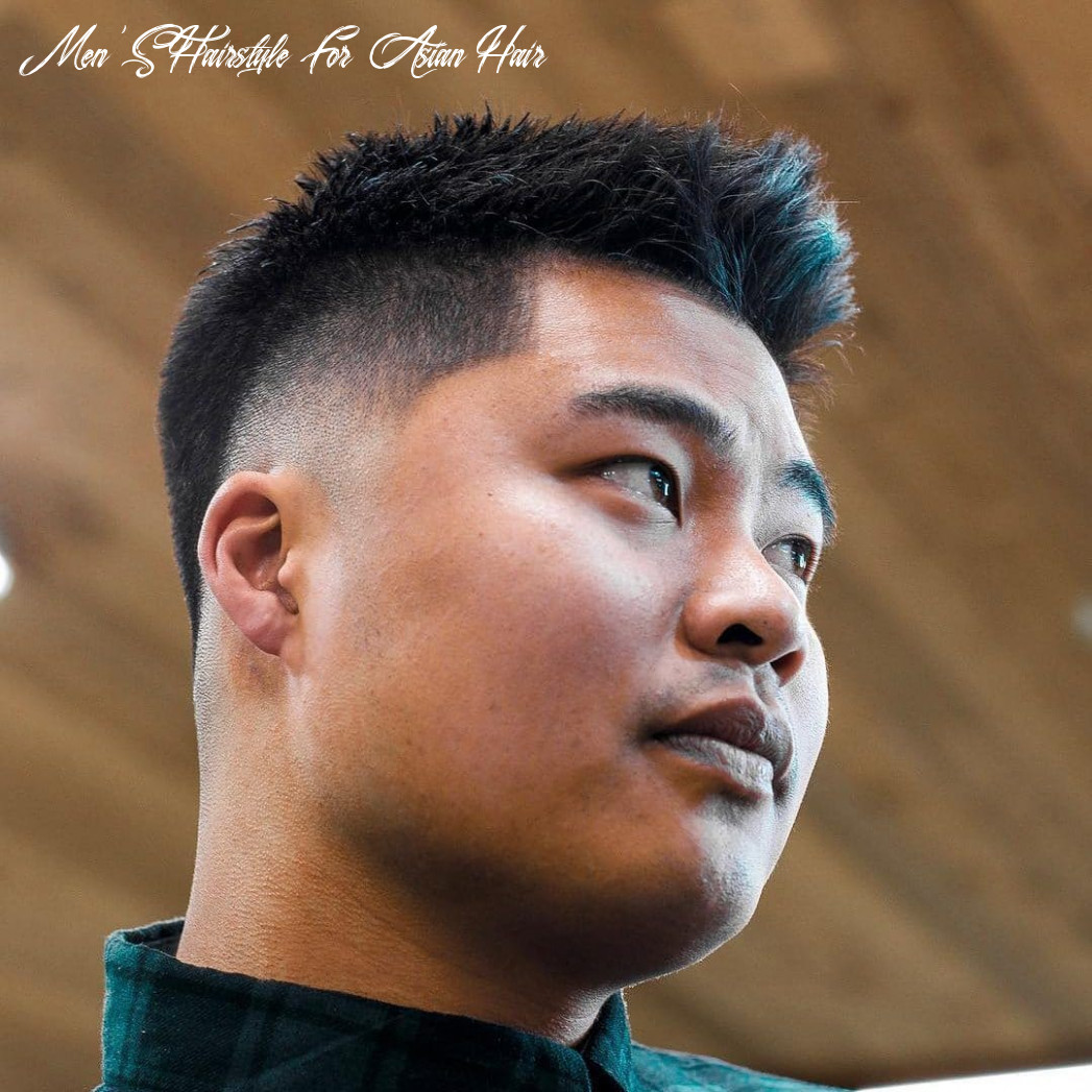 8 Best Hairstyles For Asian Men (8 Styles)