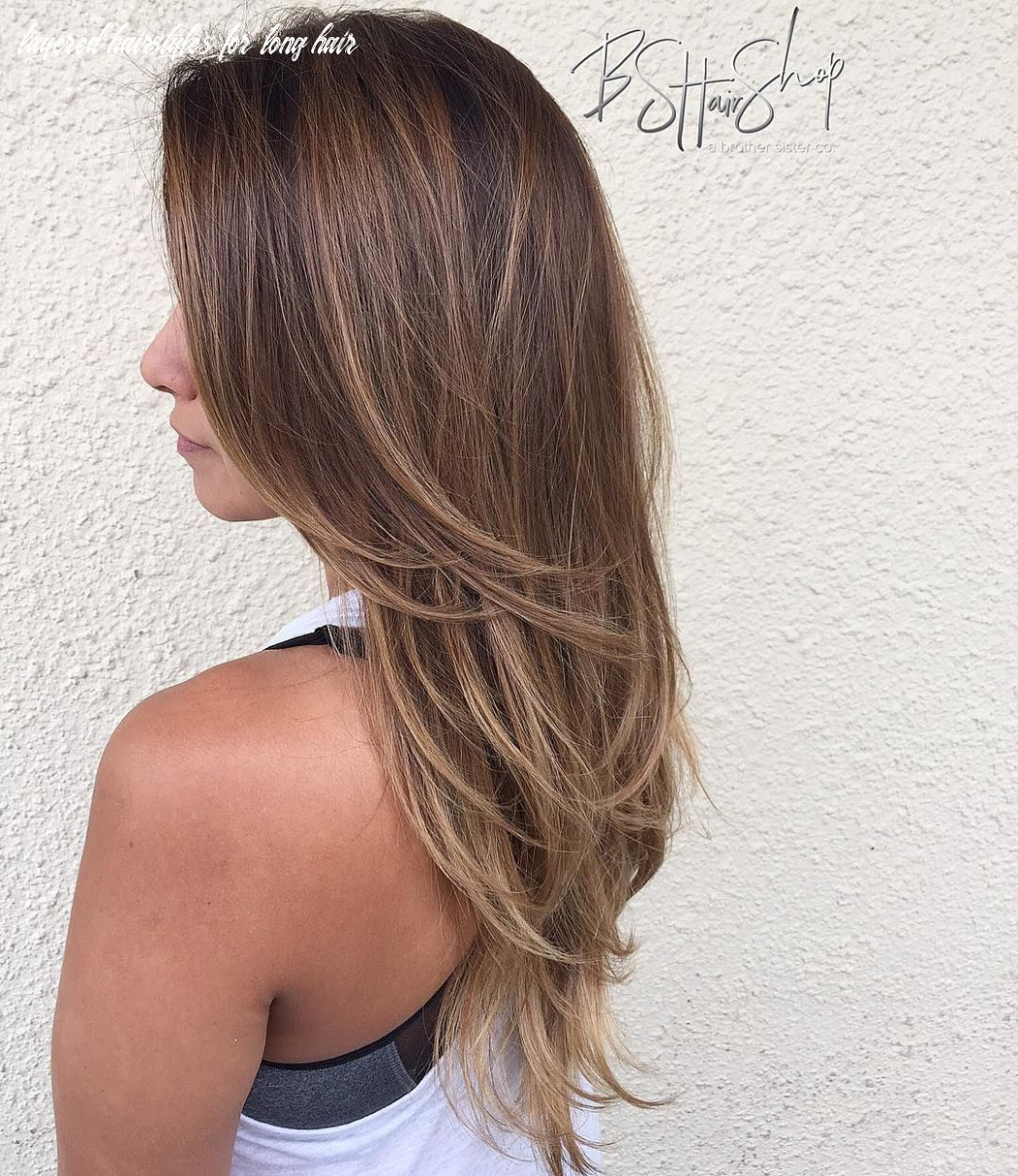 8 best long layered haircuts hairstyles for long hair 8