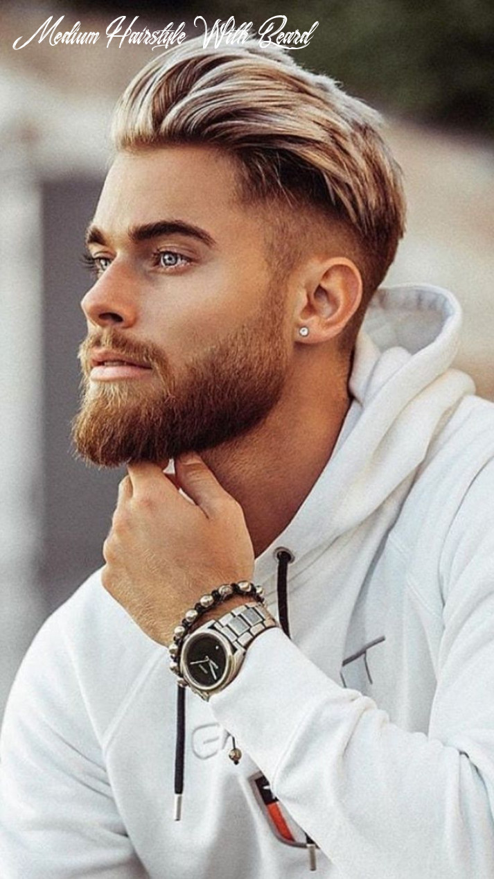 8 best medium length hairstyles for men to try (update 819