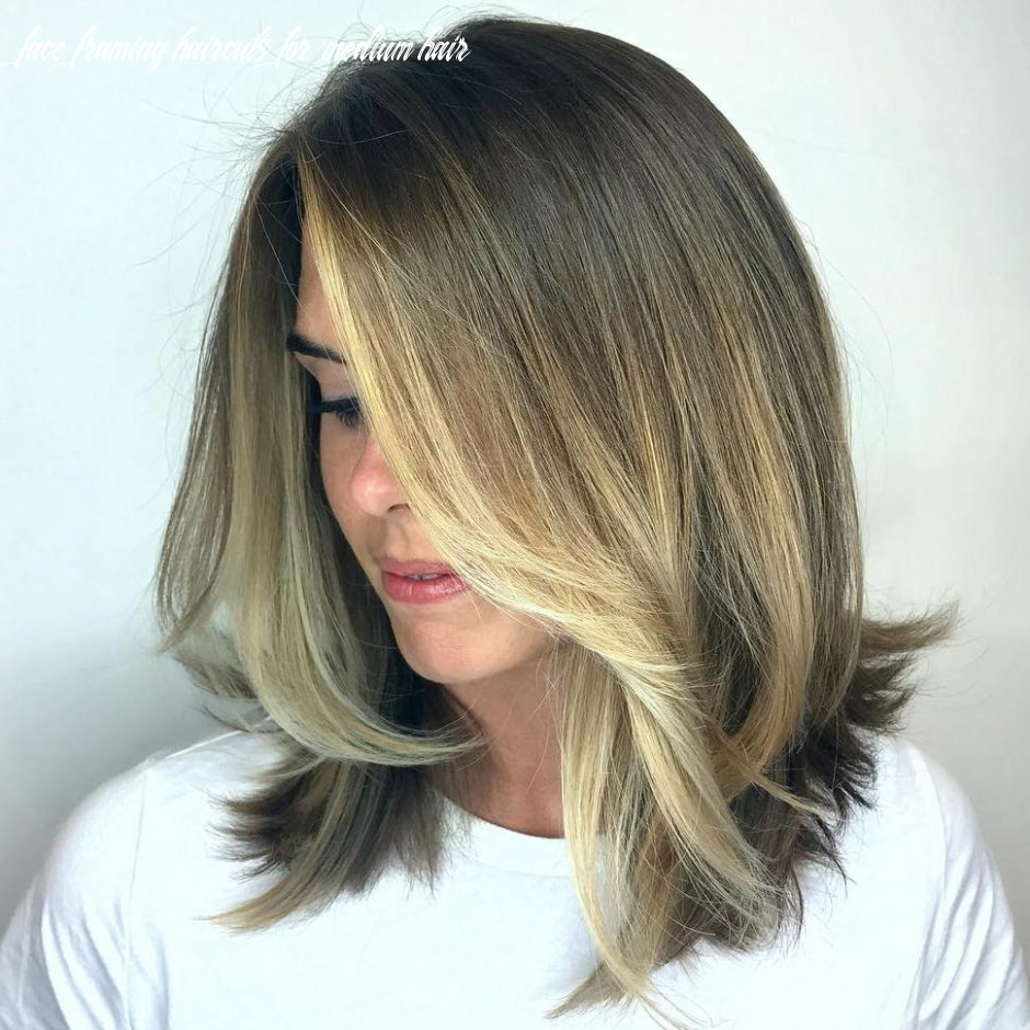 8 best medium length hairstyles for thick hair to try in 8