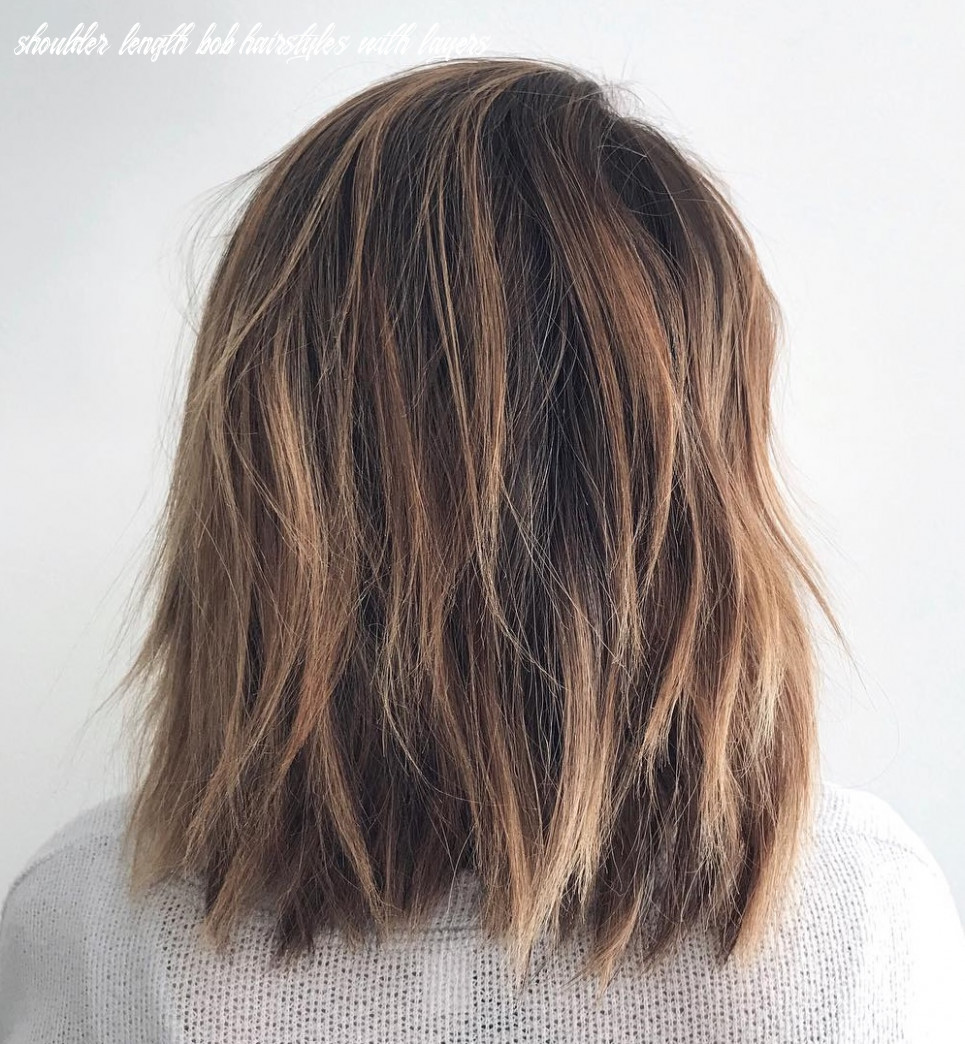8 best medium length layered haircuts in 8 hair adviser shoulder length bob hairstyles with layers