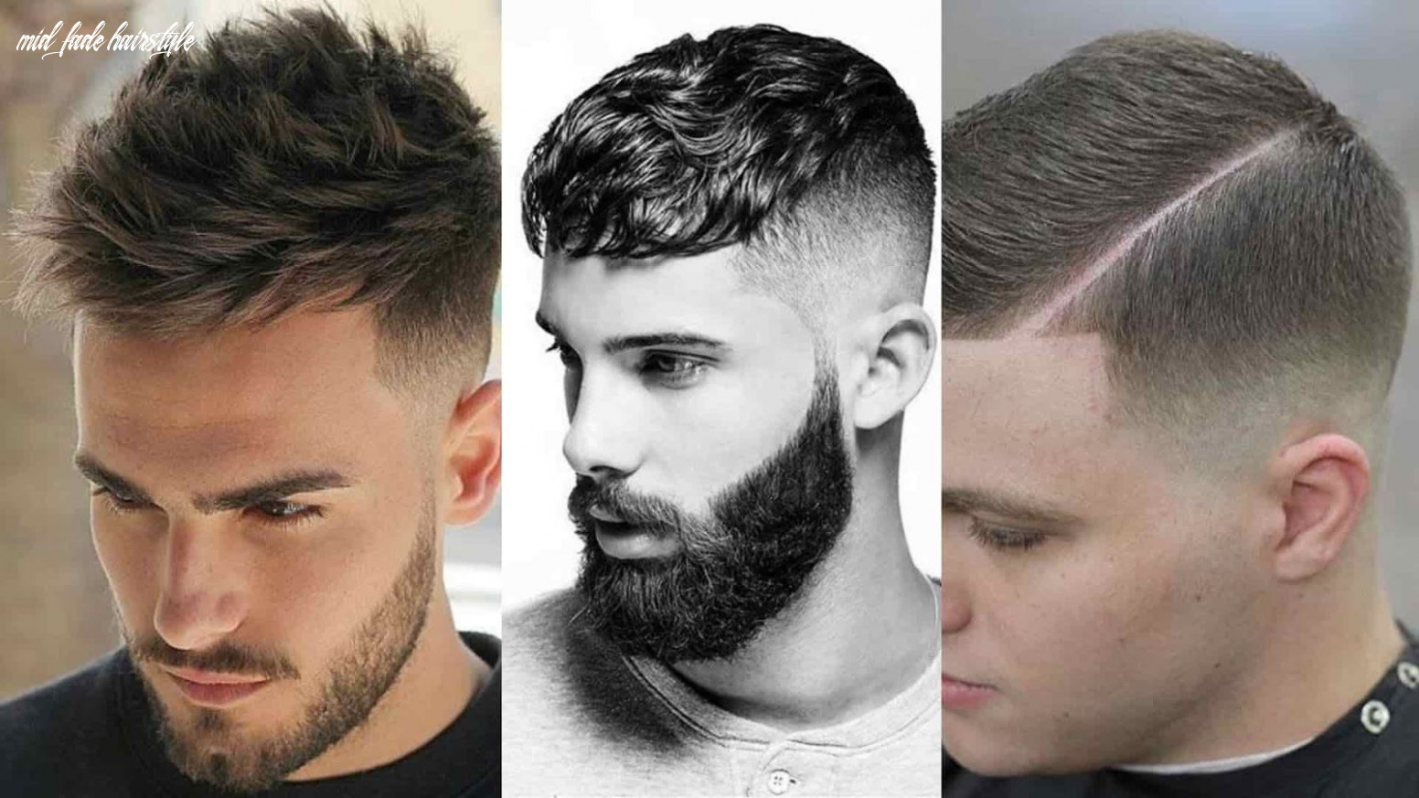 8 best mid fade haircuts (8) 8hairstyle