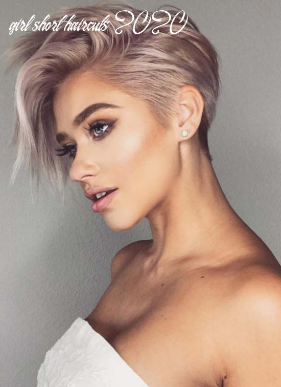 8 best short haircuts for girls in 8 girl short haircuts 2020