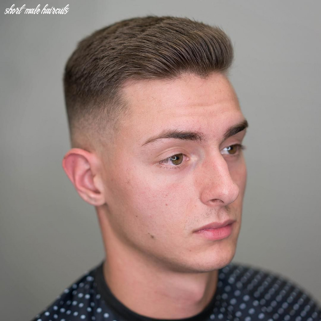 8 best short haircuts for men (8 styles)   mens haircuts