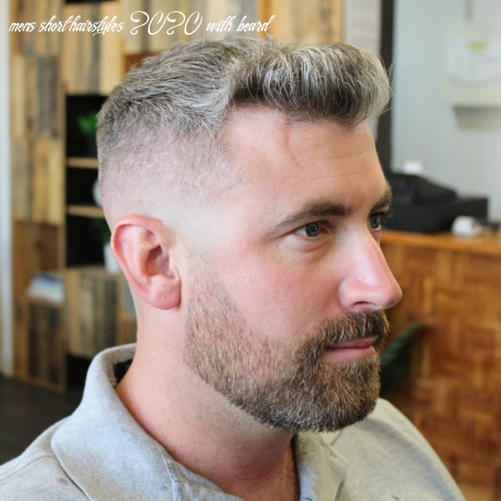 8 best short haircuts for men (summer 8 update) mens short hairstyles 2020 with beard