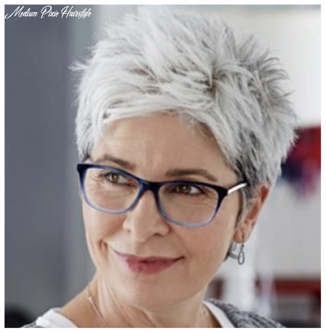 8 best short pixie haircuts for older women 8