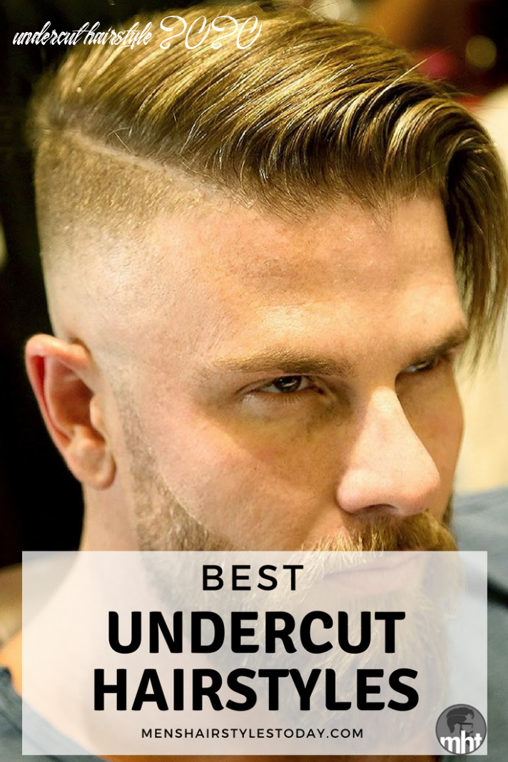 8 best undercut hairstyles for men (8 guide) | undercut