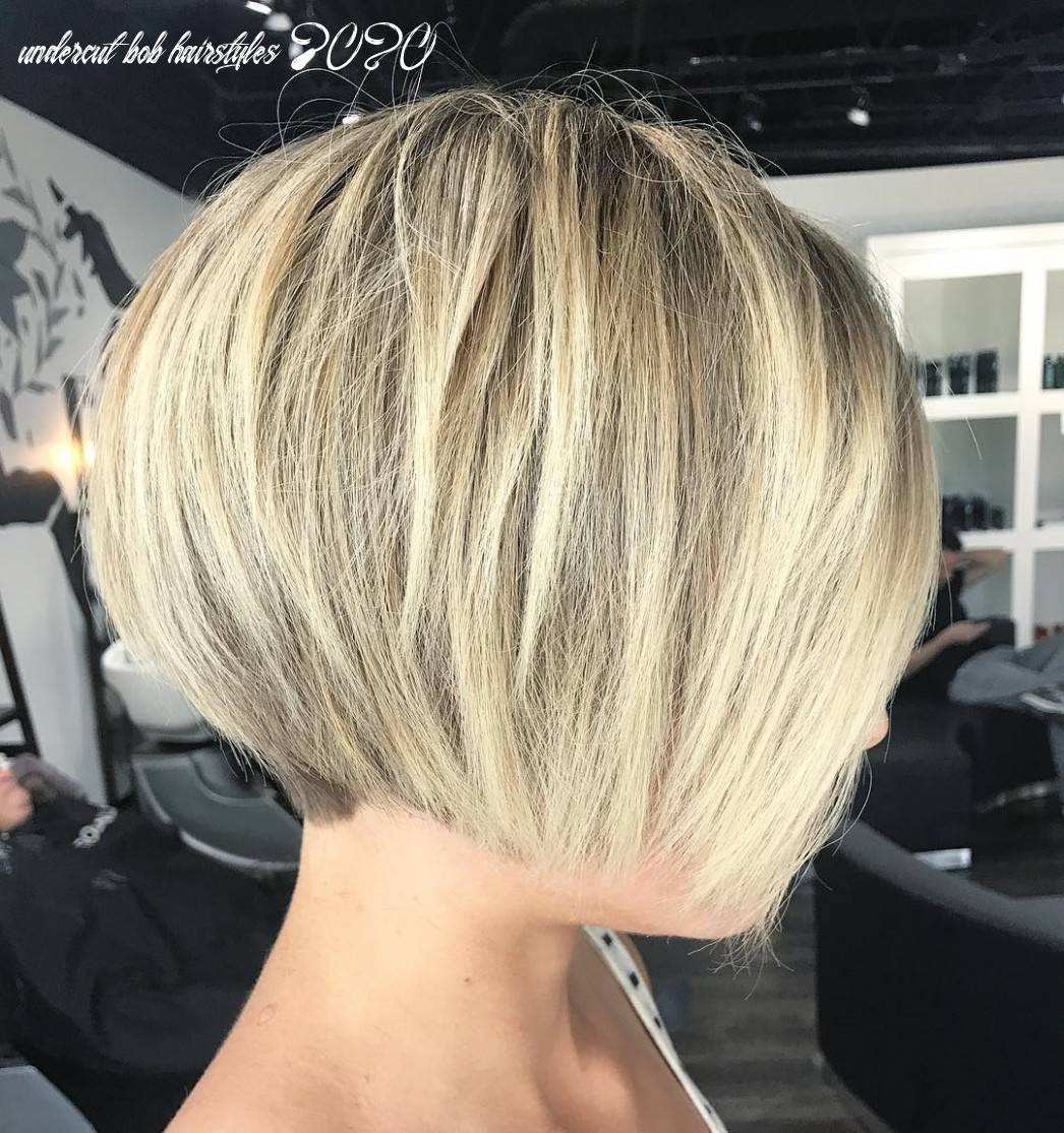 8 brand new short bob haircuts and hairstyles for 8 hair adviser undercut bob hairstyles 2020