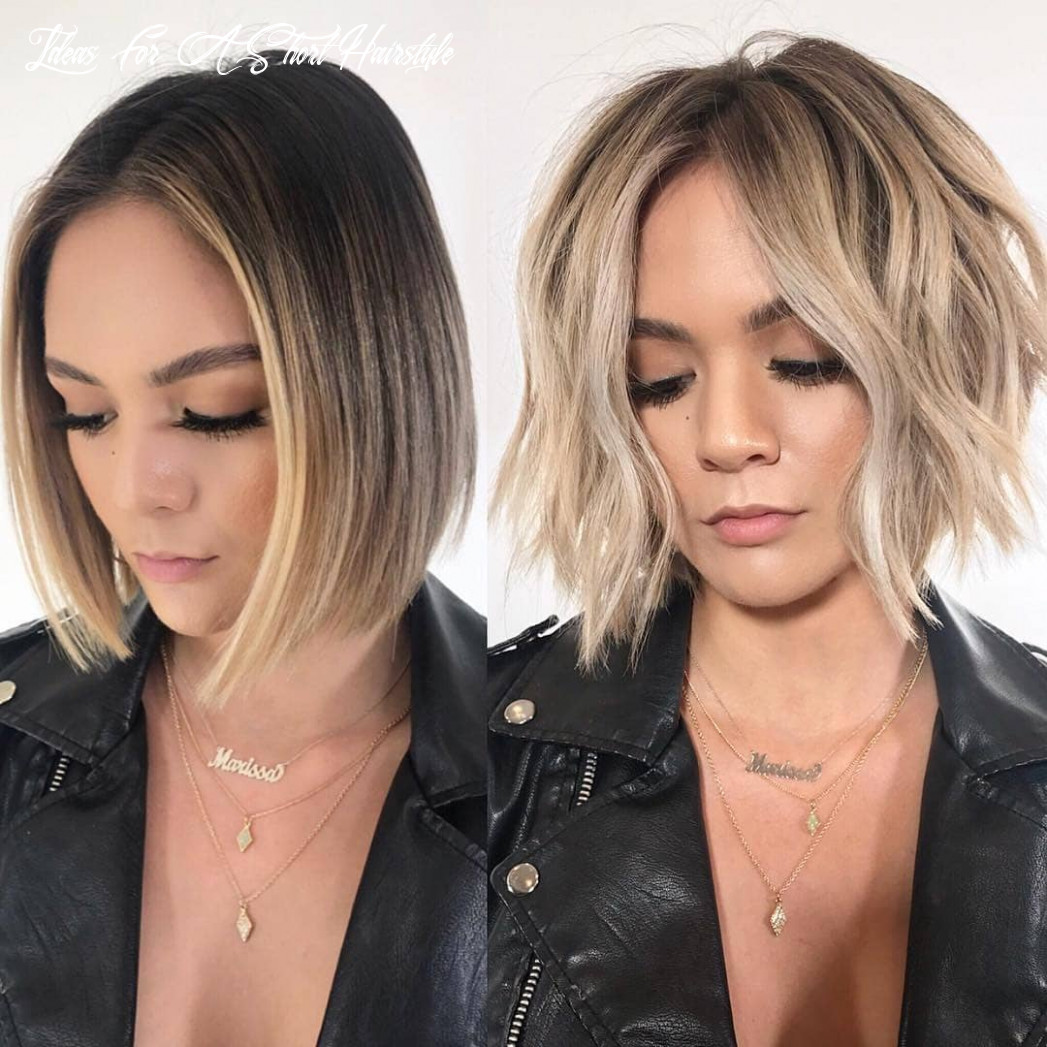 8 casual short hairstyles for women modern short haircut ideas 8 ideas for a short hairstyle