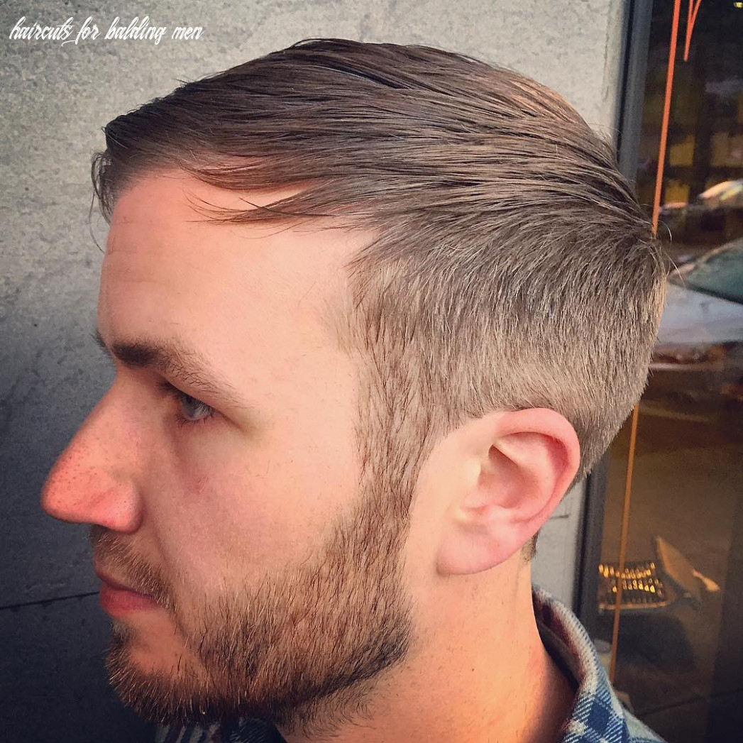 8 classy haircuts and hairstyles for balding men haircuts for balding men