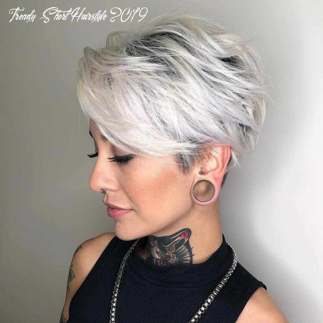 8 classy short haircuts and hairstyles for thick hair | frisuren