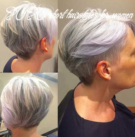 8 classy short haircuts for women 8 | short hair models 2020 short hairstyles for women over 50