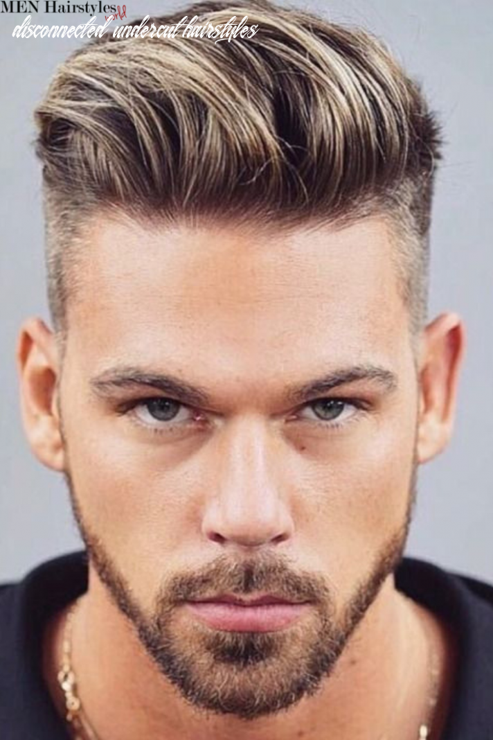 8 cool disconnected undercut hairstyles | mens haircuts short