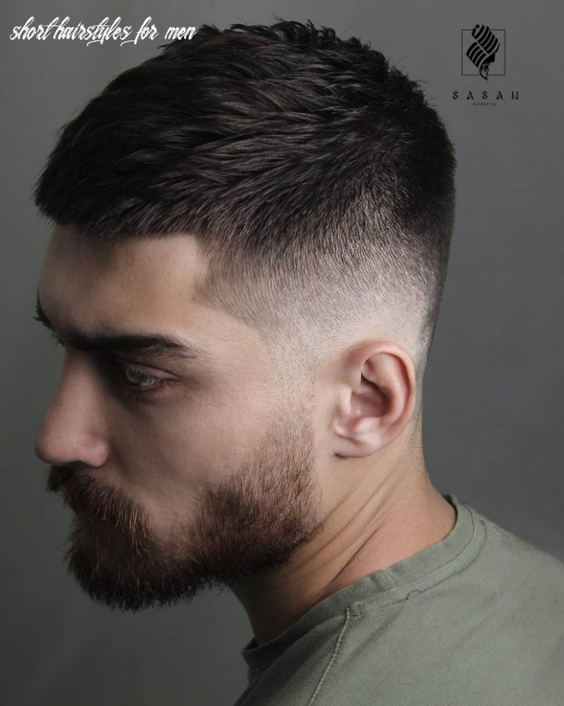 8+ Cool Haircuts For Young Men | Best Men's Hairstyles 8 Short ...