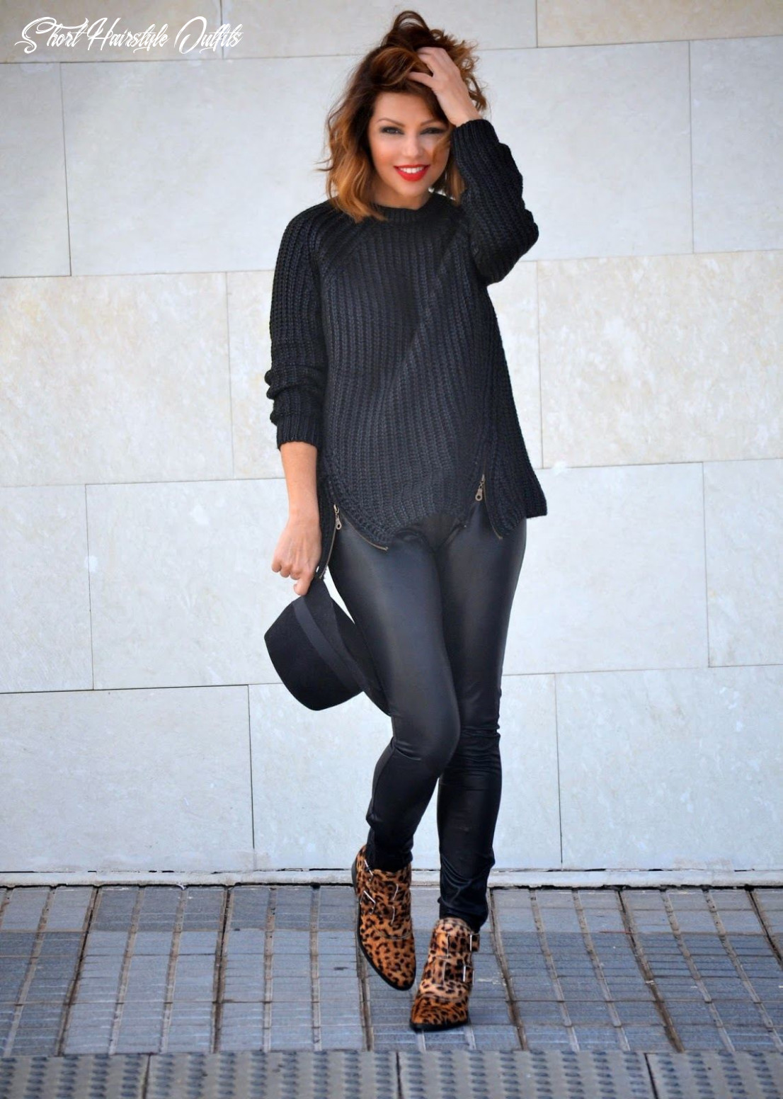 8 cute outfits that go with short hair dressing style ideas short hairstyle outfits