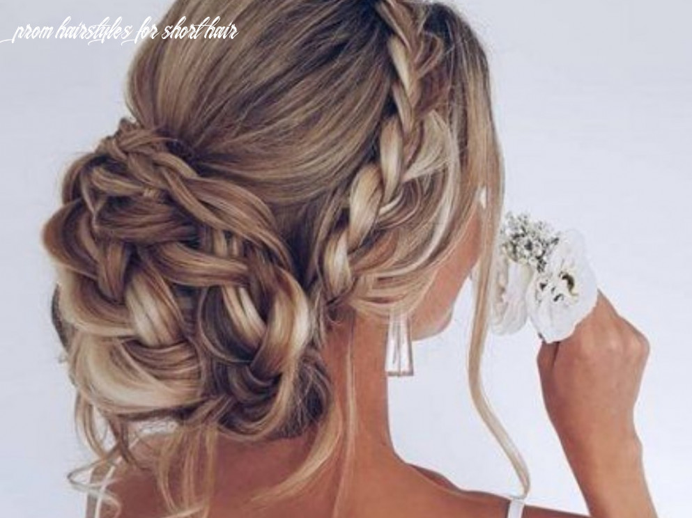 8 cute prom hairstyles for short hair society8 prom hairstyles for short hair