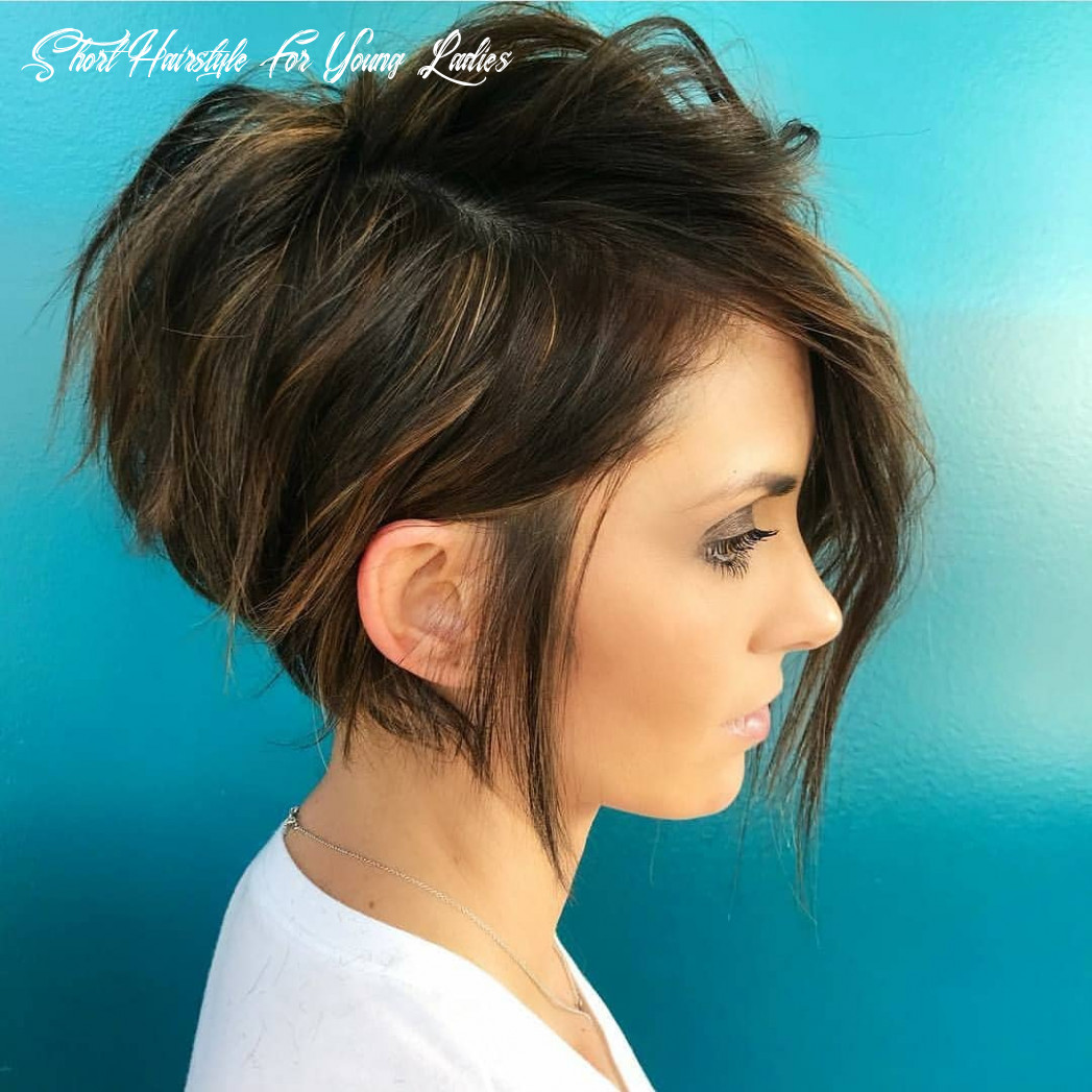 8 cute short hairstyles and haircuts for young girls, short hair 8 short hairstyle for young ladies