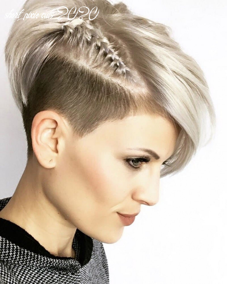 8 Cute Short Pixie Cuts You Should Try in 8 - Page 8 of 8 ...