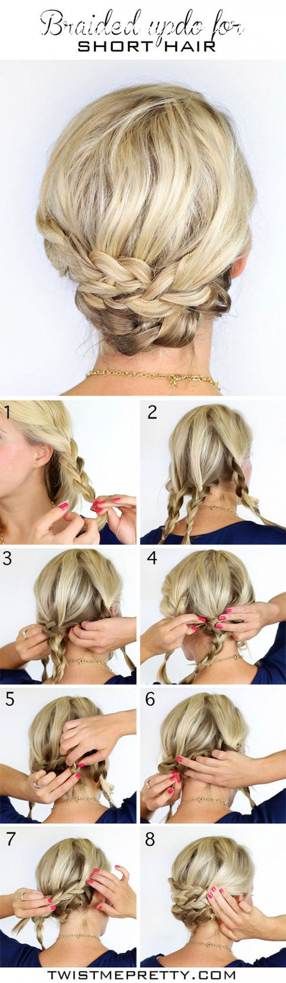 8 diy wedding hairstyles with tutorials to try on your own