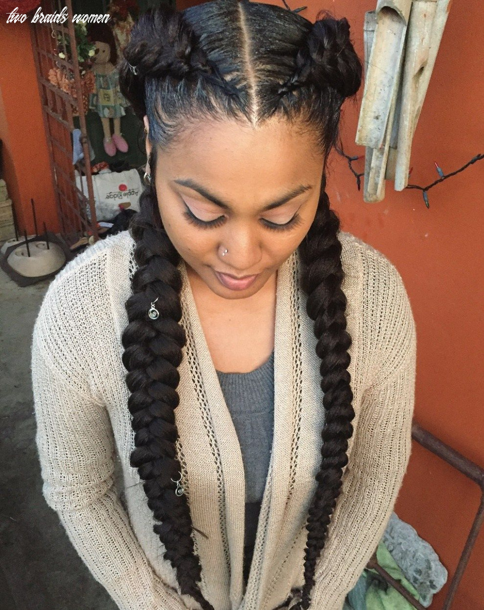 8 easy and showy protective hairstyles for natural hair in 8
