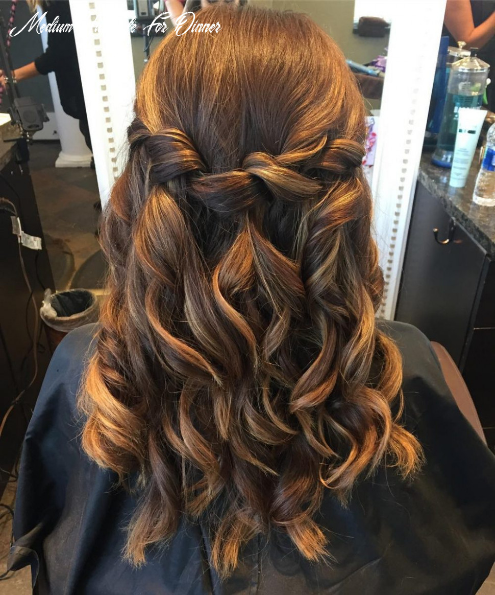 8 easy diy date night hairstyles for 8 medium hairstyle for dinner
