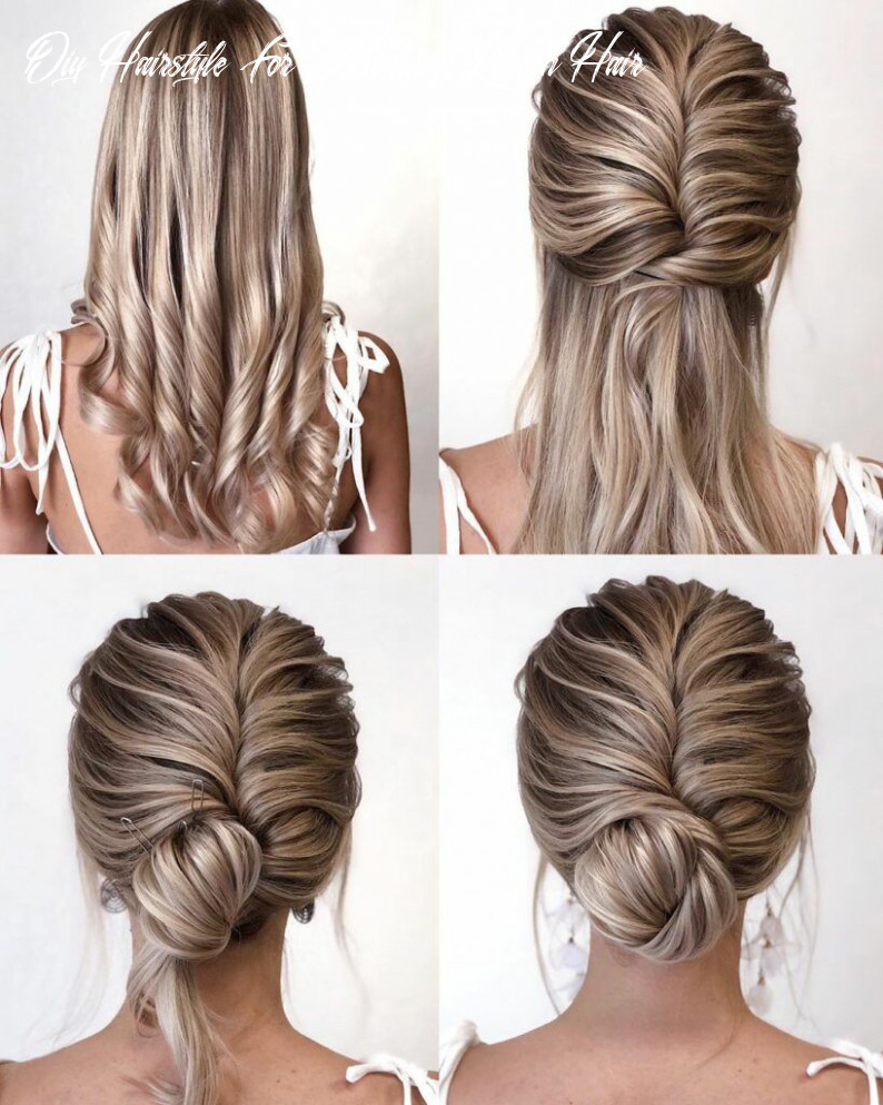 8 easy hairstyles step by step diy | easy homecoming hairstyles