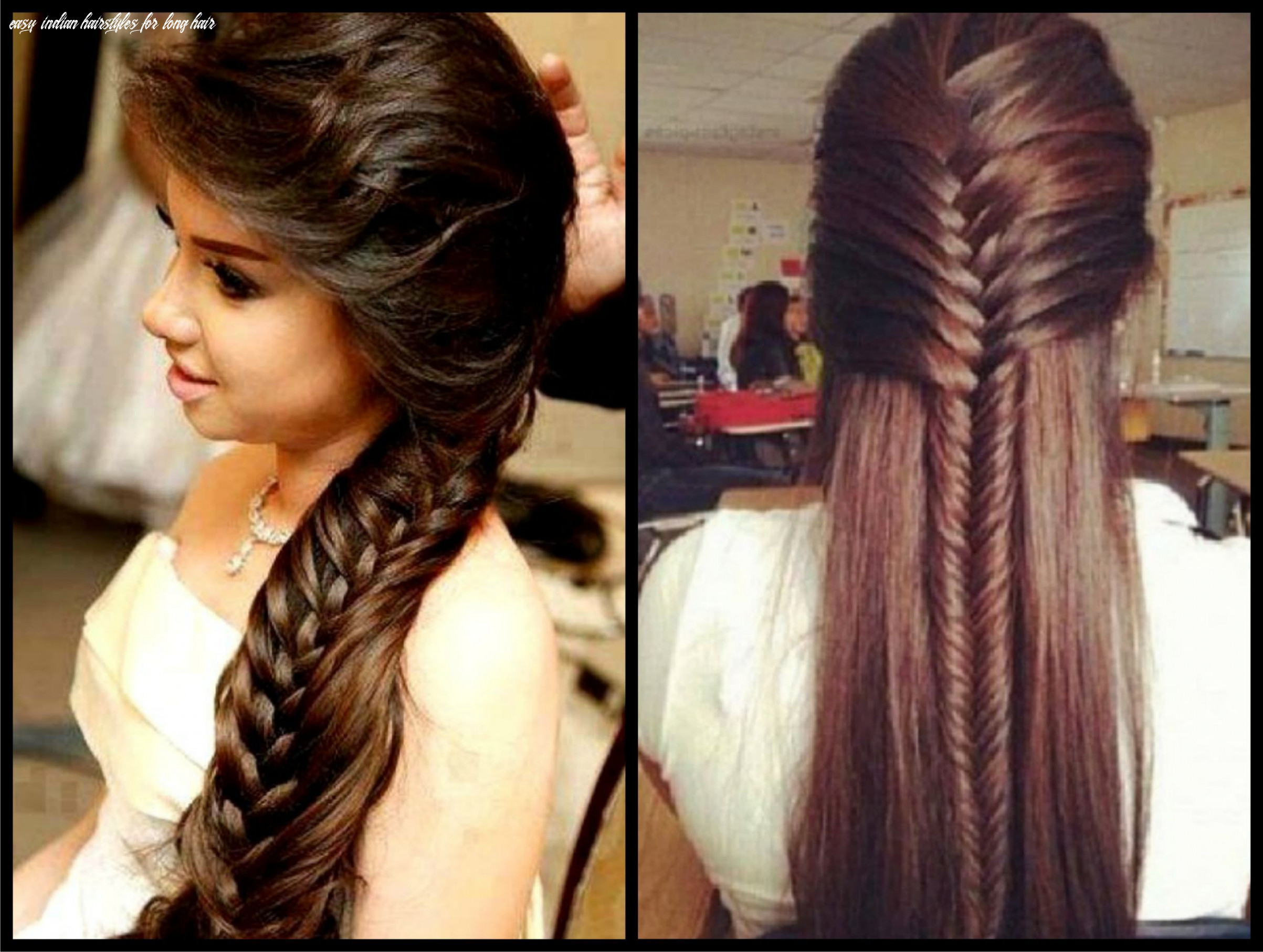 8 easy rules of simple hairstyle for party | long hair styles