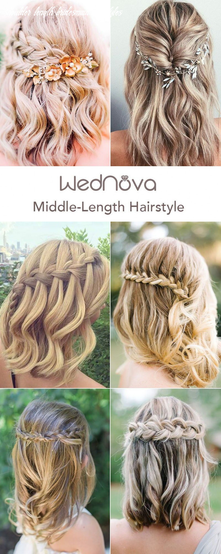 8 easy wedding hairstyles best guide for your bridesmaids in 8