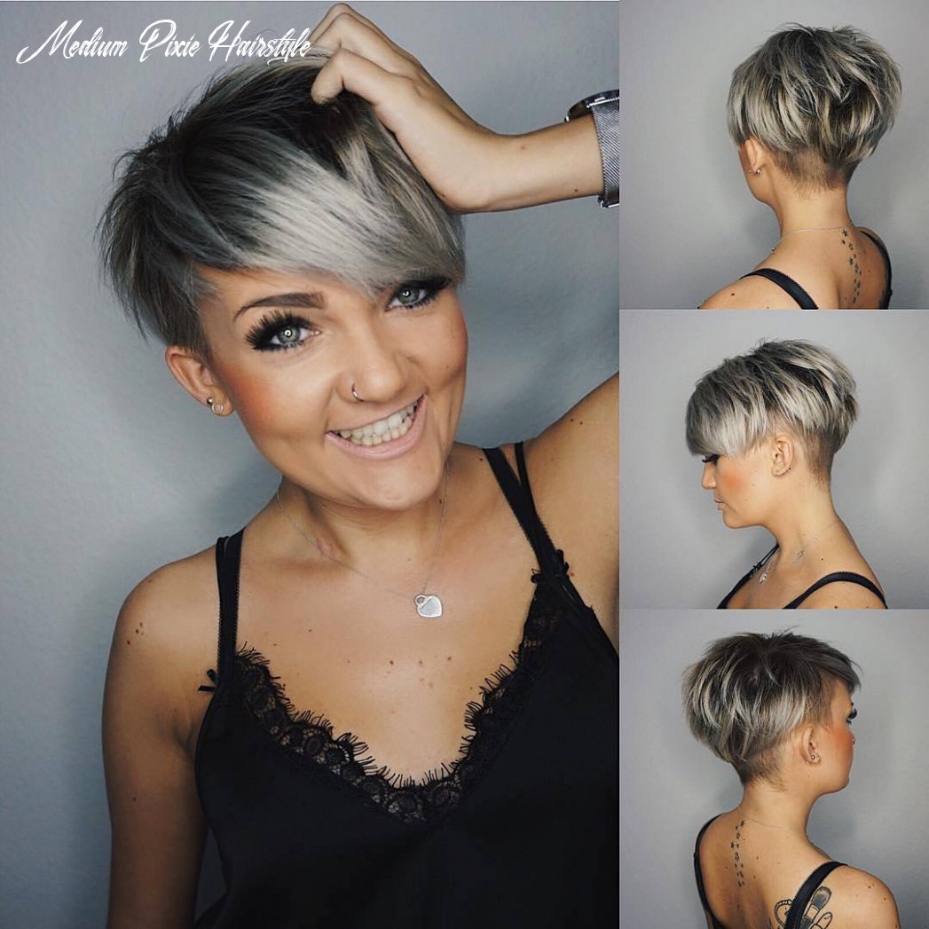 8 edgy pixie haircuts for women hairstyleto medium pixie hairstyle