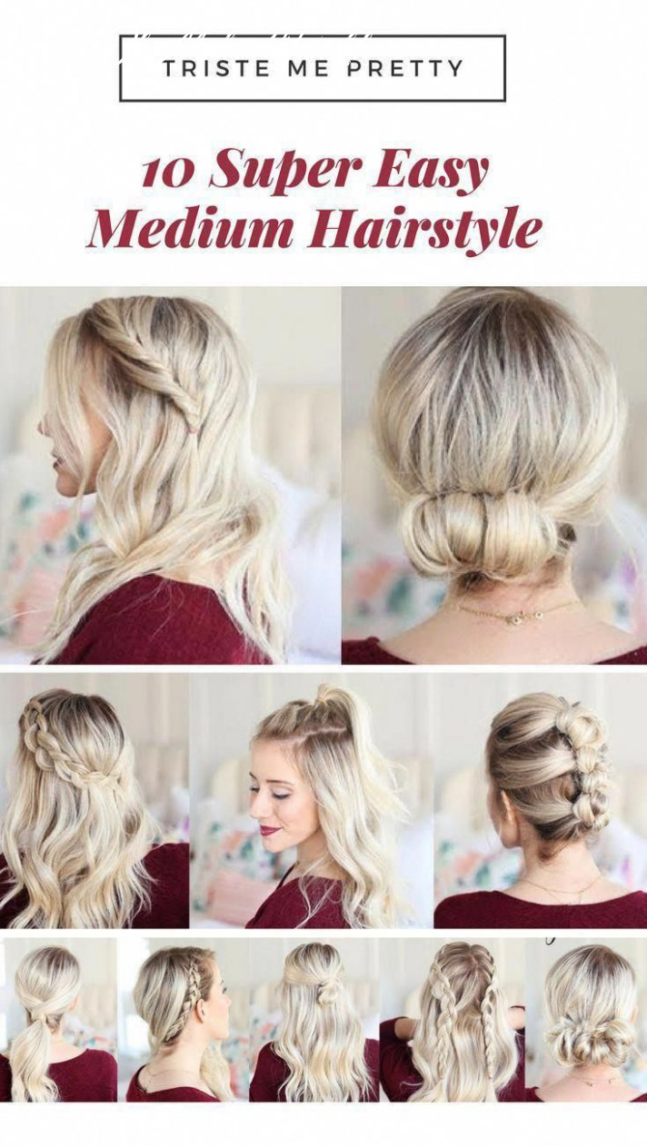8+ Effortless DIY Date Night Hairstyles For Different Hair Types ...