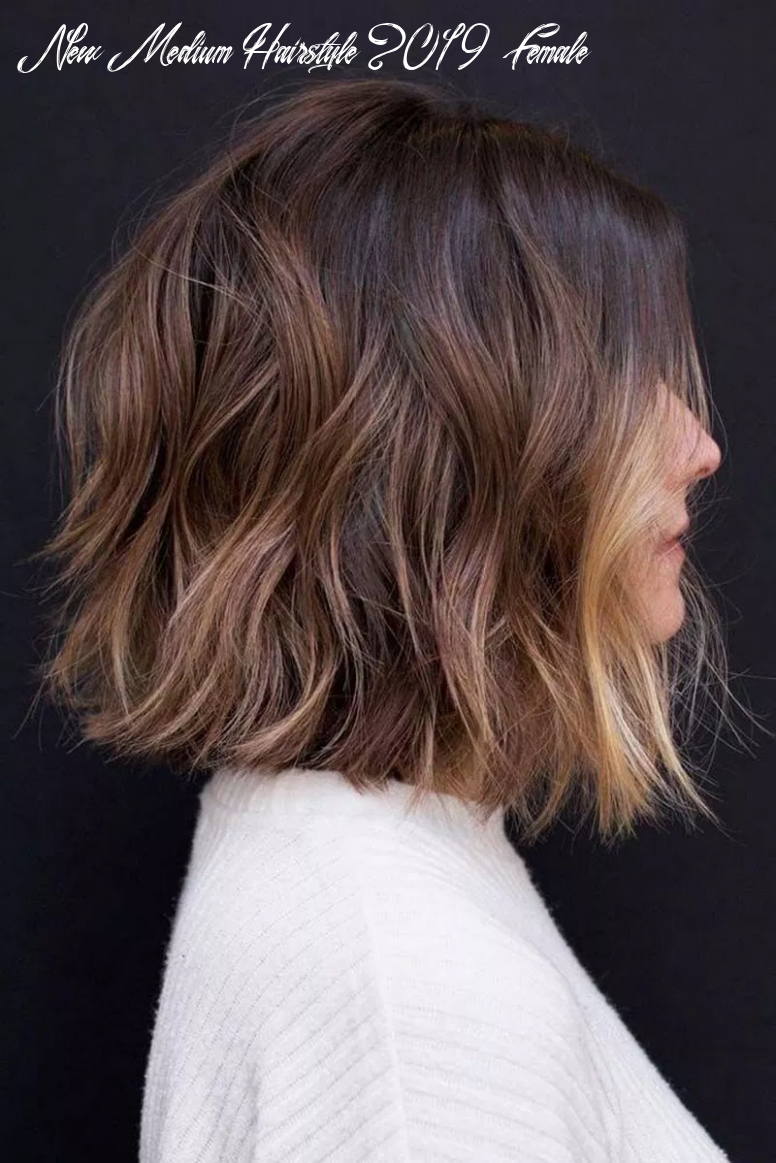 8 fun and flattering medium hairstyles for women 8 8