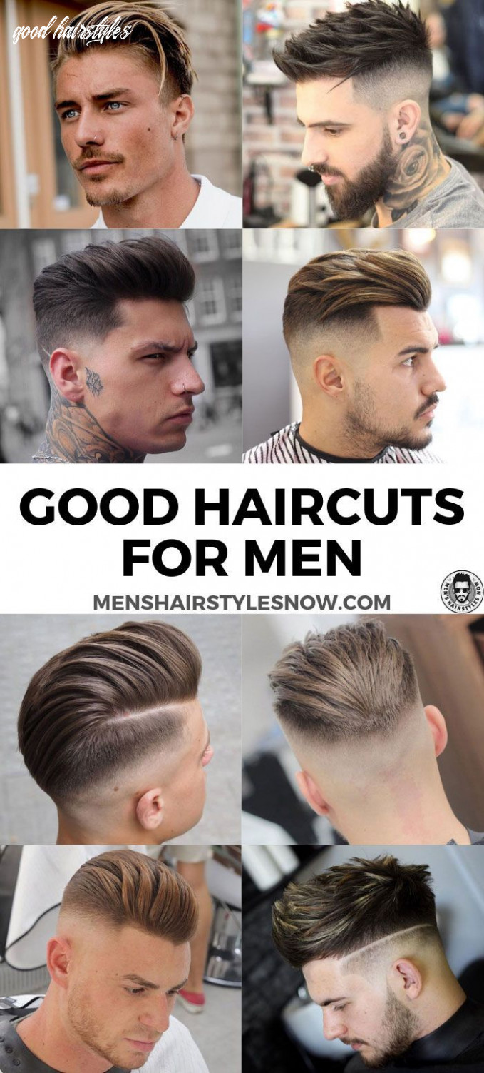 8 good haircuts for men   cool hairstyles for men, haircuts for