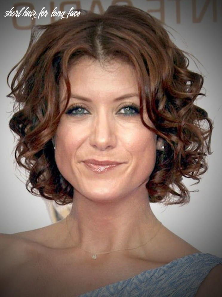 8 great short hairstyle for long face   short hair styles for