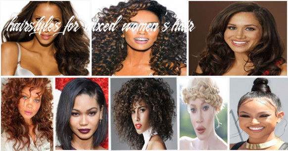 8 hairstyles for mixed women   biracial hair – afroculture