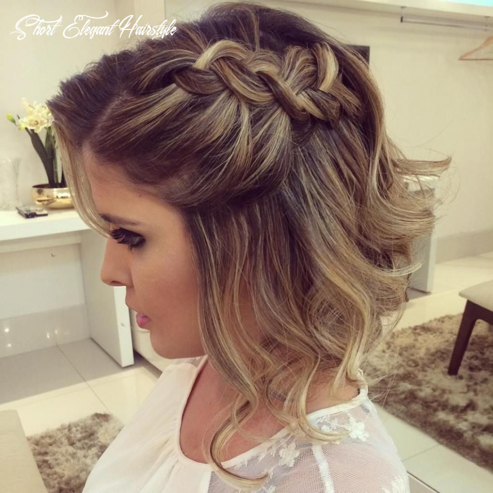 8 hottest prom hairstyles for short hair | short hair styles
