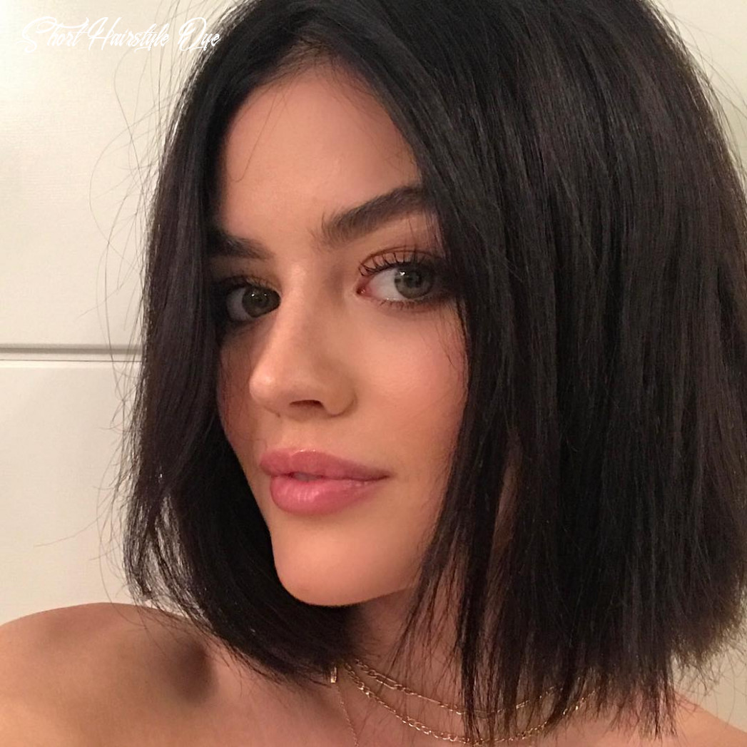 8 Hottest Short Hairstyles, Short Haircuts 8 - Bobs, Pixie ...