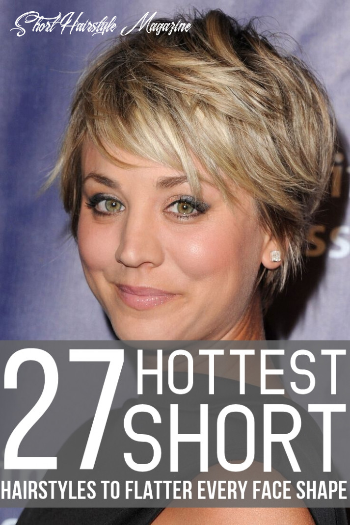 8 hottest short hairstyles to flatter every face shape short hairstyle magazine