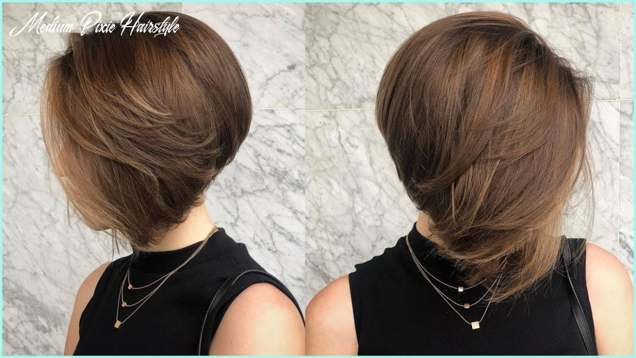 8 Inspiring Medium and Short Bob Hairstyles – Pixie Haircuts for 8